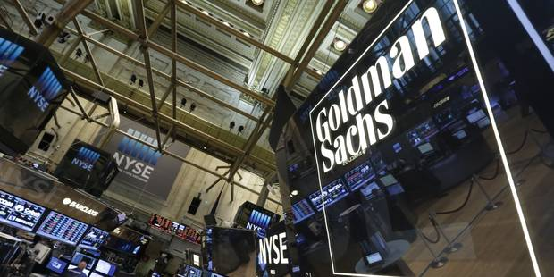 Rattrapée par les litiges, Goldman Sachs augmente de plus de 2 milliards ses réserves - La Libre