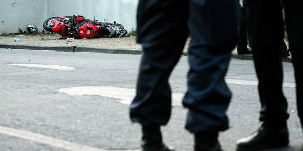 L'été, les motards sont en danger - La Libre