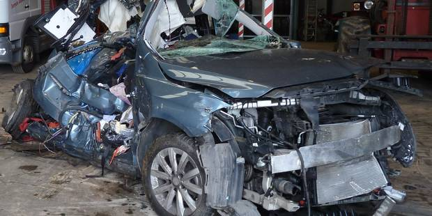 Deux morts dans un accident à Bertrix - La Libre