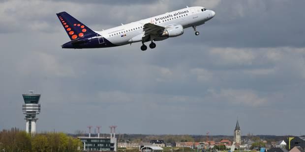 Nuisances des avions: adaptation temporaire des conditions d'utilisation de la route du canal - La Libre