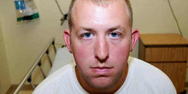 États-Unis: un an après, le policier qui a tué un jeune Noir à Ferguson apparaît désinvolte - La Libre