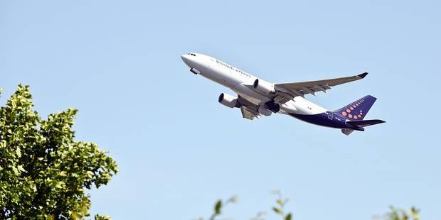 La route aérienne du Canal allégée quelques semaines - La Libre