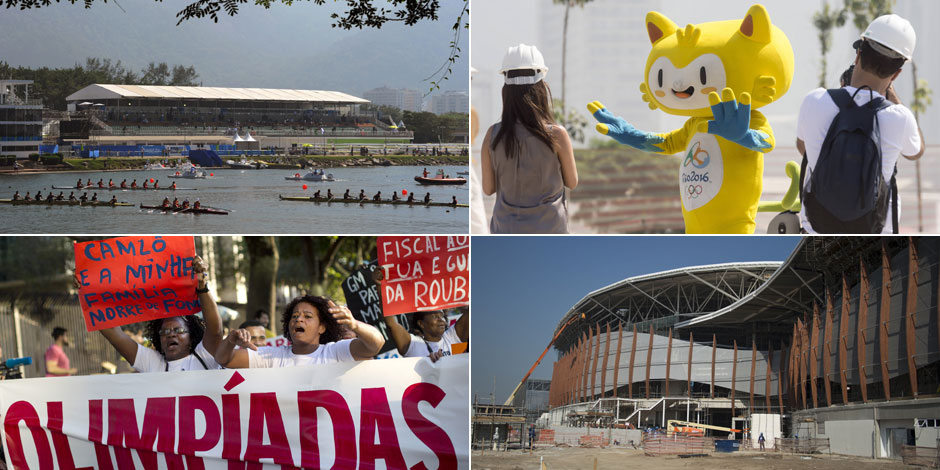 Les jeux dangereux de Rio de Janeiro