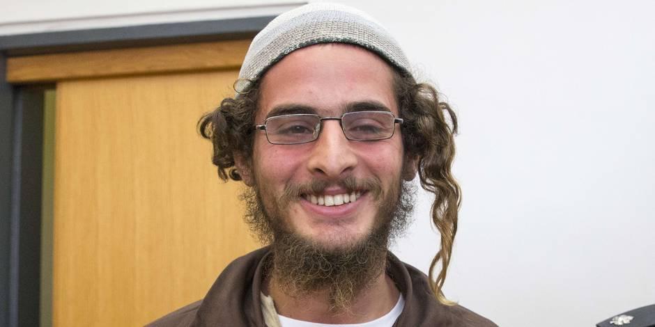 Ettinger, figure extrémiste juive sur les pas d'un grand-père anti-Arabes