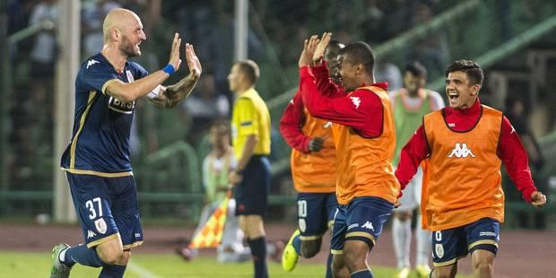 Europa League: Le Standard assure l'essentiel et accède aux barrages (0-1) - La Libre
