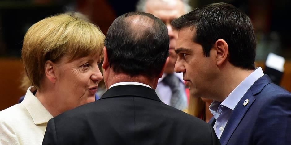 Grèce: Berlin souhaite un accord exhaustif plutôt que rapide