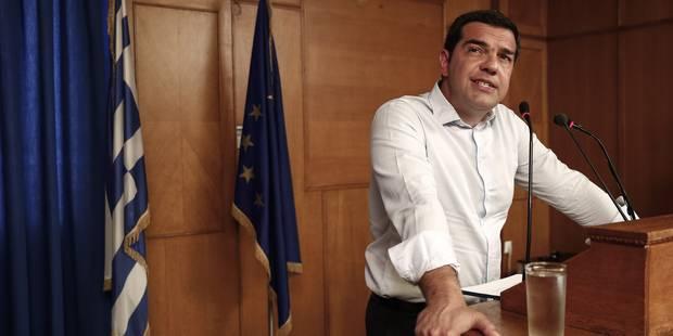 Le gouvernement grec veut imposer davantage les députés et les ministres - La Libre
