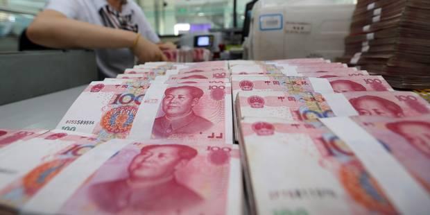 La Chine dévalue, le monde s'inquiète - La Libre