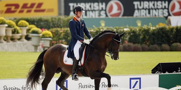 Équitation: les Pays-Bas champions d'Europe à Aix-la-Chapelle - La Libre