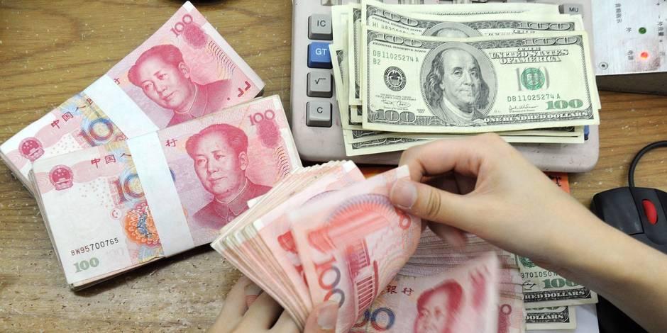 Revue boursière: le temps de l'ombre chinoise - La Libre