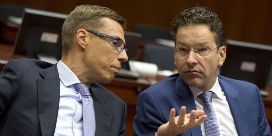 Réunion de l'Eurogroupe ce vendredi à Bruxelles: voici les principaux points de discussions