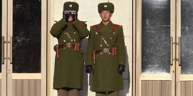 La Corée du Nord menace la Corée du Sud d'attaques imminentes - La Libre