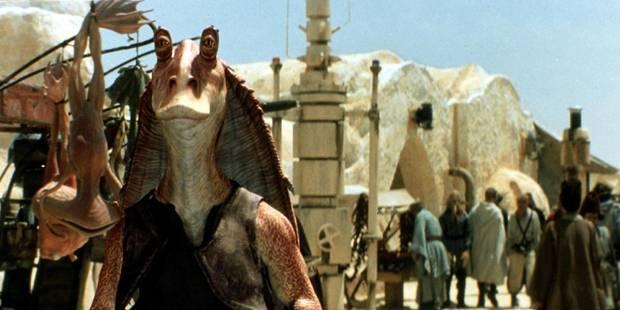 Star Wars: voici de quel personnage de Disney est inspiré Jar Jar Binks - La Libre