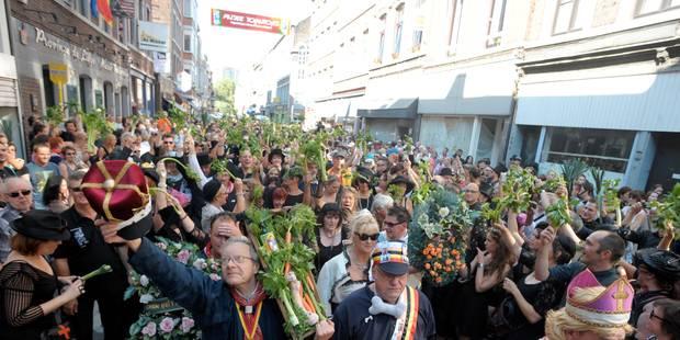 Liège: La pluie a refroidi le public des festivités du 15 août en Outremeuse - La Libre