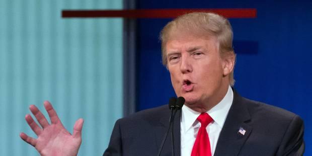USA: Les migrants clandestins doivent partir, selon Trump - La Libre