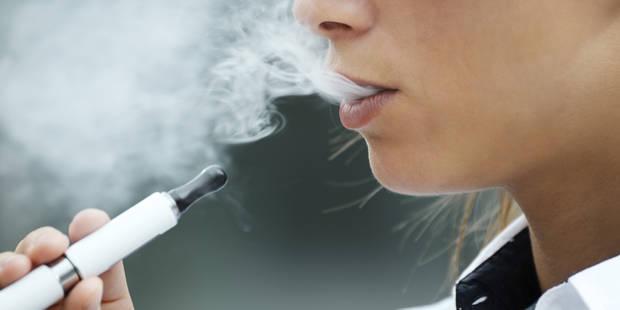 Chez les adolescents, la cigarette électronique inciterait à fumer du tabac - La Libre