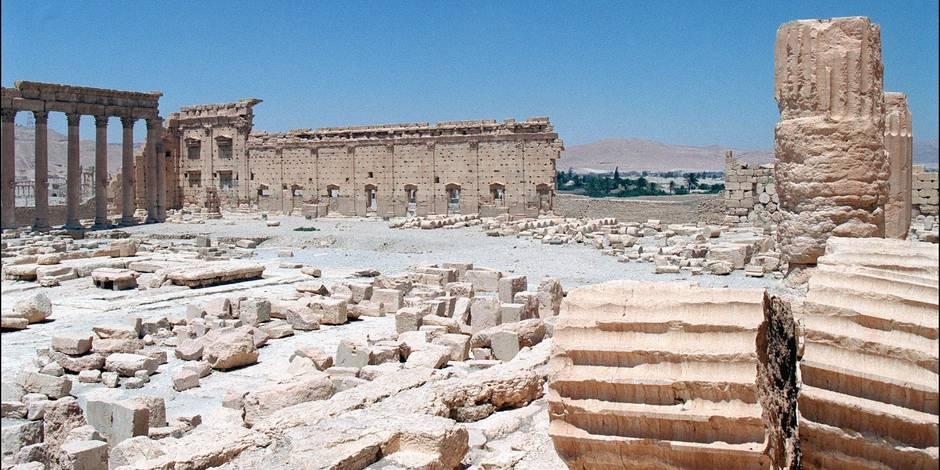 L'Etat islamique a décapité l'ancien directeur des Antiquités de Palmyre