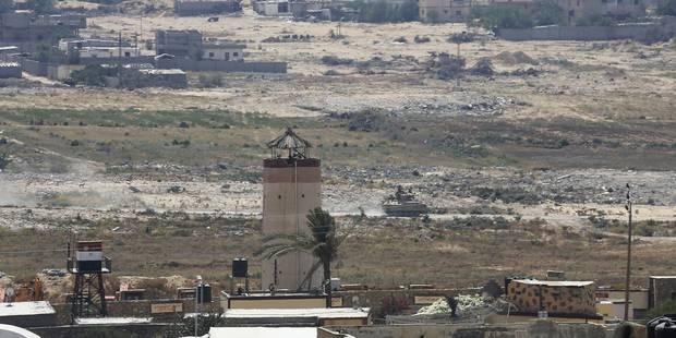 Quatre membres du Hamas kidnappés au Sinaï - La Libre