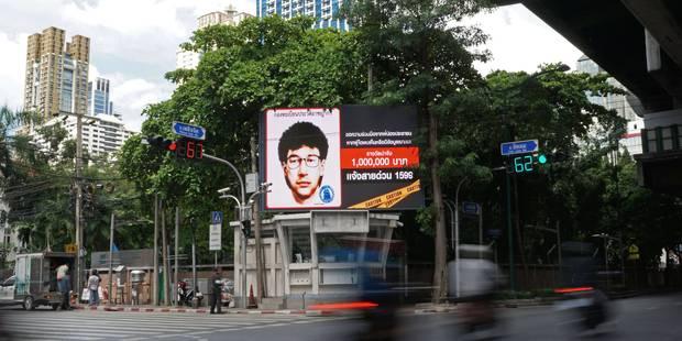 Attentat à Bangkok: 170.000 euros de récompense pour la capture des auteurs - La Libre