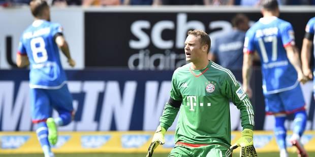Un but après 9 secondes et contre... le grand Bayern (VIDEO) - La Libre