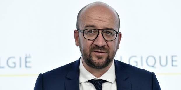 """Charles Michel après la fusillade du Thalys: """"Nous devons peut-être adapter Schengen"""" - La Libre"""