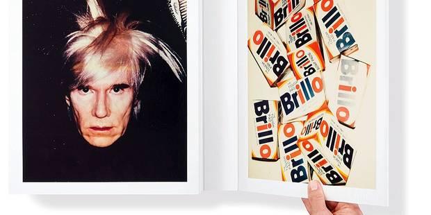 Andy Warhol : polaroid et le quart d'heure de célébrité - La Libre