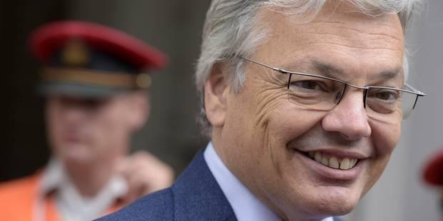 Les diplomates en poste en Belgique doivent aussi payer leurs amendes - La Libre