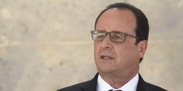 Migrants: Hollande marche sur des oeufs - La Libre