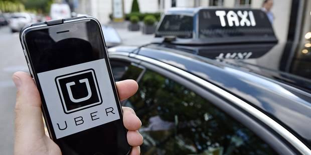 Rentrée chargée pour Uber - La Libre