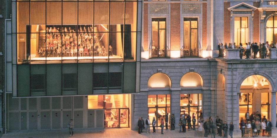 Liège: de l'Emulation au Théâtre