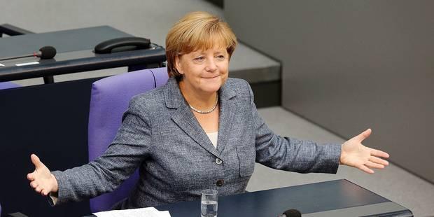 L'Allemagne engrange de copieux excédents budgétaires - La Libre