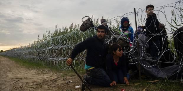 Migrants en Méditerrannée: Le parti au pouvoir en Hongrie demande le déploiement de l'armée - La Libre