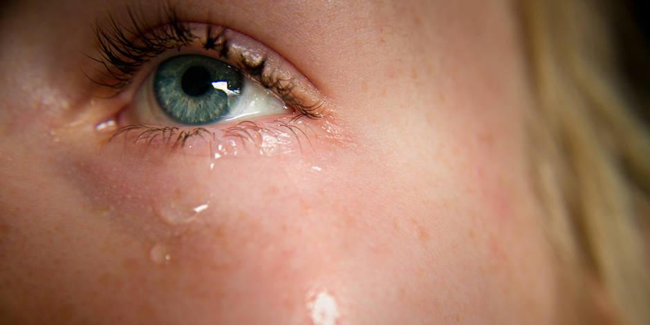 Pleurez, ça vous fera du bien !