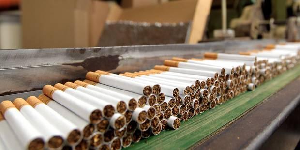 Schaerbeek : ?Madame Cigarettes? interpellée - La Libre
