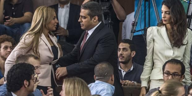 Journalistes condamnés en Egypte: Al-Jazeera va faire appel - La Libre