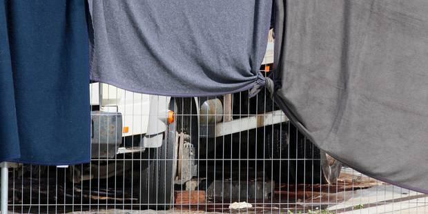 Autriche: nouveau camion trouvé avec des migrants à bord, trois enfants hospitalisés - La Libre