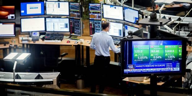 Les Bourses européennes hésitantes - La Libre