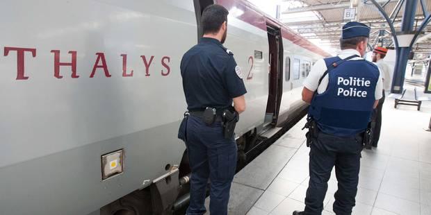 Fusillade dans le Thalys: Galant va demander plus de moyens pour assurer la sécurité sur le rail - La Libre