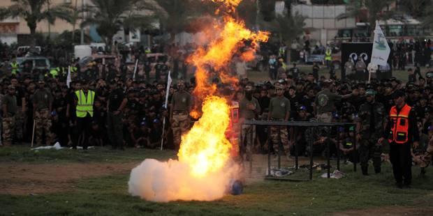 Cisjordanie: violents affrontements lors d'un raid de l'armée israélienne à Jénine - La Libre