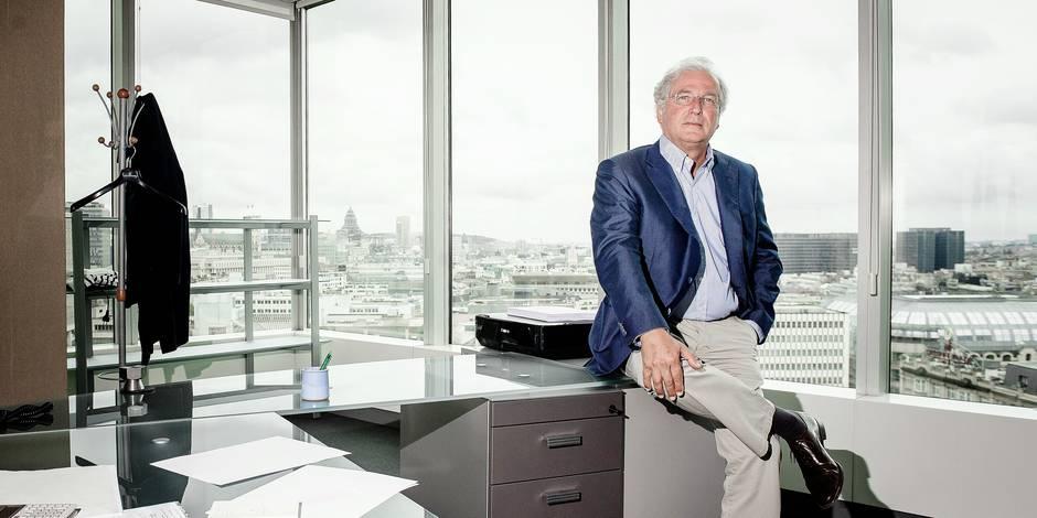 """Didier Gosuin: """"Le chômage bruxellois diminue, mais ce n'est pas grâce au fédéral ou aux mesures régionales"""" - La Libre"""