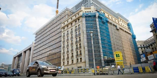La police demande aux automobilistes d'éviter Bruxelles lundi prochain - La Libre