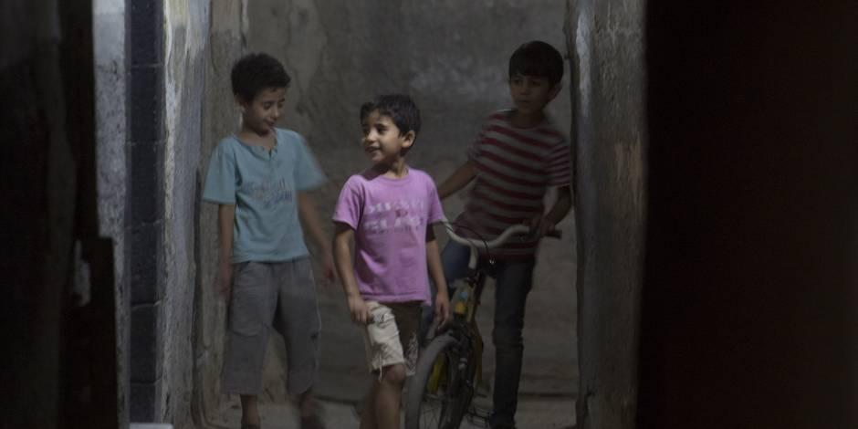 Reportage à Damas: la vie sous les bombes