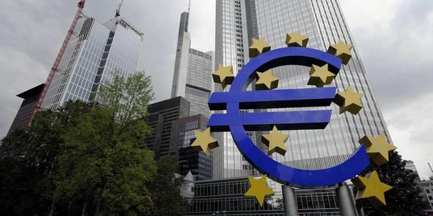 La BCE laisse son principal taux directeur inchangé, à 0,05% - La Libre