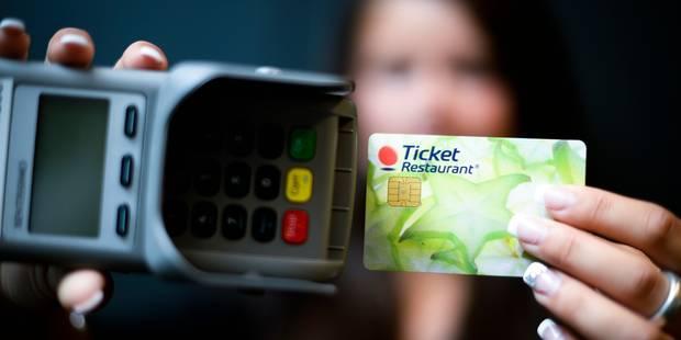 10.000 entreprises utilisent encore le chèque-repas papier - La Libre