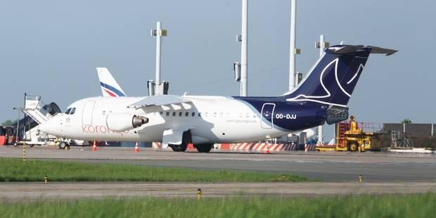 Korongo Airlines arrête ses opérations - La Libre