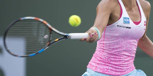La Justice belge enquête sur des matchs de tennis truqués - La Libre