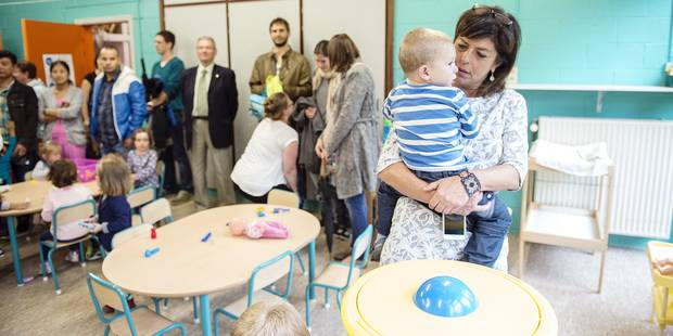 Joëlle Milquet présente ses ambitions au gouvernement - La Libre