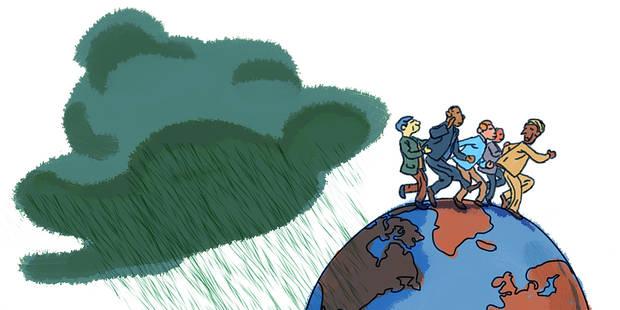 Ceci n'est pas une crise écologique - La Libre
