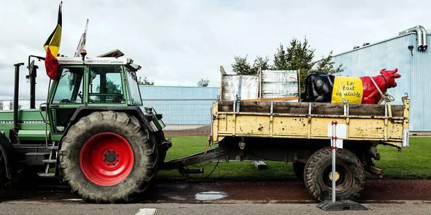 La crise agricole roule sur Bruxelles - La Libre