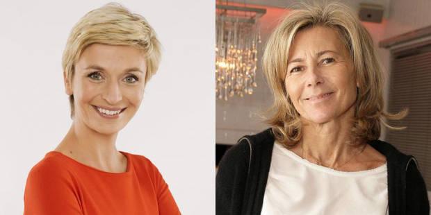 """Claire Chazal évincée du JT de TF1: """"Elle n'a jamais renoncé à sa féminité"""" - La Libre"""